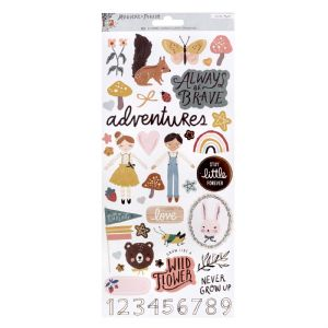 Crate - Magical Forest - Cardstock Stickers (351012)